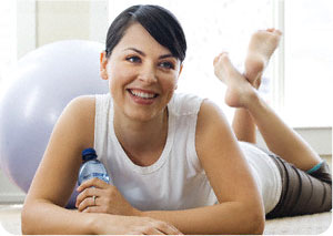workout routine for women at home