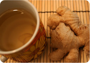 ginger water benefits