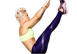 Workout Routine for Women: Pink