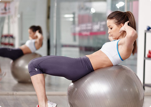 4 Moves for Insanely Toned Abs