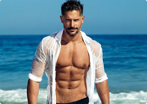 Joe Manganiello Werewolf Workout