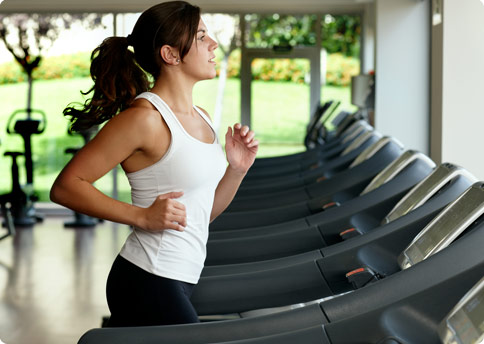 20 Minute Fat Loss Treadmill Workout