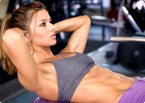 The Single Most Effective Exercise for Sexy Love Handles