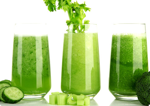 Weight Loss Green Juice Recipes