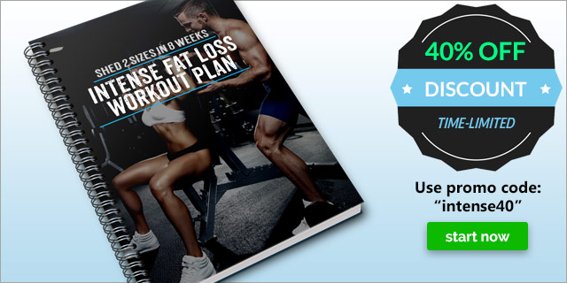 Intense Fat Loss Workout Plan