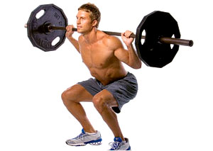 Exercise of the Week: Barbell Squats