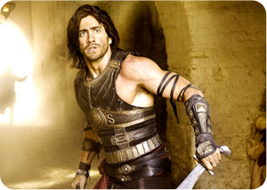 Jake Gyllenhaal Prince of Persia Workout