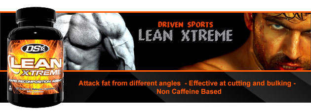 try driven sports lean extreme