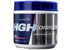 Fountain of Youth HGH Complete Review