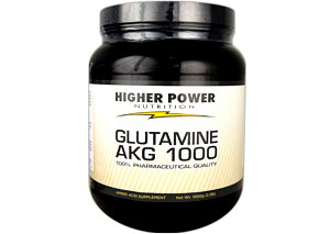 higher power glutamine review