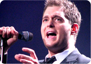 Workout Plan for Michael Buble