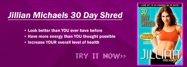 30-Day Shred Exercise Plan - Bing images