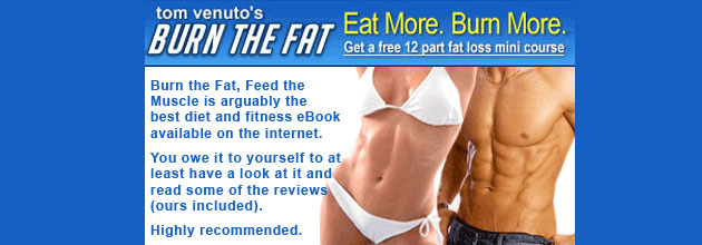 buy burn the fat feed the muscle