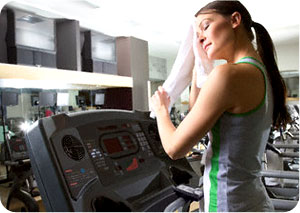 Fitness Plan Women: Cardio Phase 2