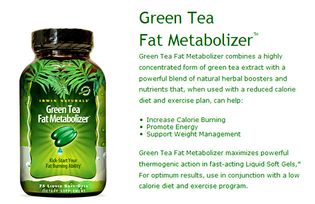 buy irwin natural green tea fat mobilizer