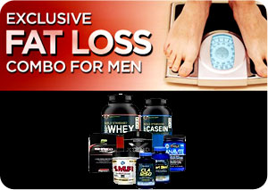 Men's Advanced Fat Loss Combo