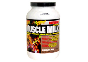 muscle milk high protein shake review