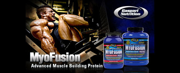 try gaspari myofusion