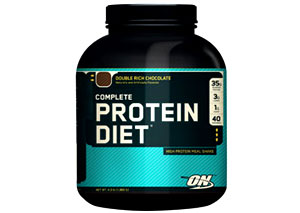 optimum nutrition complete protein diet review