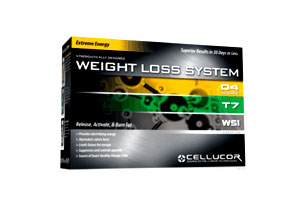 cellucor extreme weight loss system review