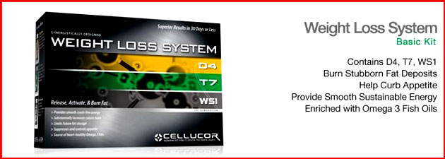 buy cellucor extremeweight loss system