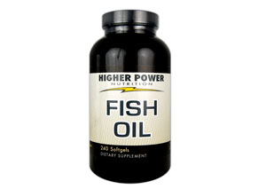 Higher Power Fish Oil Review