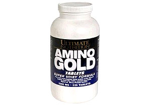 Ultimate Nutrition Amino Gold Review