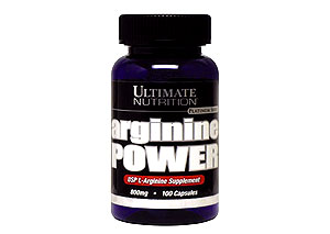 Ultimate Nutrition Arginine Power Review