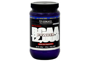 Ultimate Nutrition BCAA Review