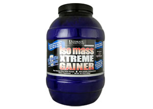 Ultimate Nutrition Iso Mass Xtreme Gainer Review