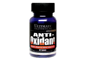 Ultimate Nutrition Anti-Oxidant Review