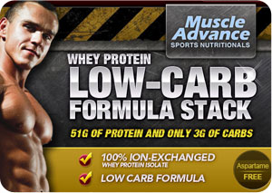 Muscle Advance Protein Powder Review