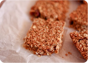 The Best Healthy Cereal Bar Recipe