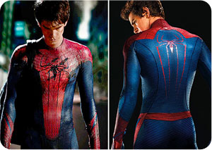 Andrew Garfield Spiderman Workout