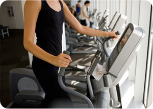 elliptical workouts