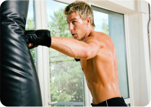 Kickboxing Exercises at Home
