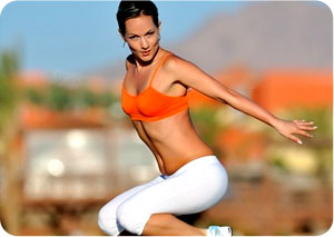 no equipment cardio workout  weight loss  training tips