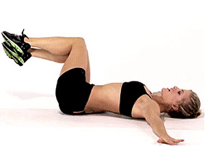 New Core Exercise of the Week: Butterfly Twist