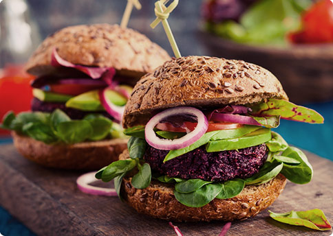 Get Lean Muscle With These Top 5 Veggie Burger Recipes
