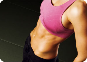 pre-holiday ab workout