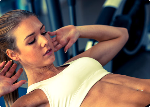 Exercises that Flatten Your Lower Belly