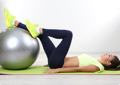 Lose Your Belly with Just 2 Exercise Moves