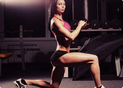 Get Strong Sexy Legs with this Workout