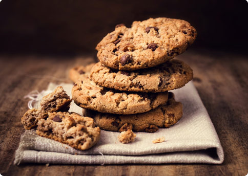 Cheat Day: Chocolate Chip Protein Cookies Recipe