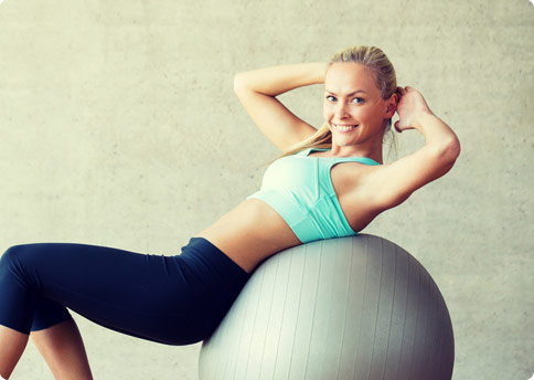 Flat Belly Core Fusion Workout