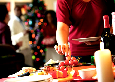 Holiday Healthy Eating Tips