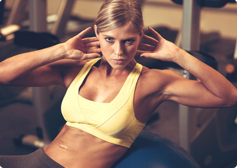 Lose Your Belly Fat with Just 2 Moves