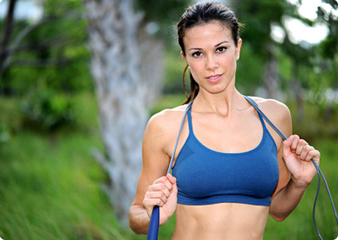 Jump Rope Fat Burn Workout