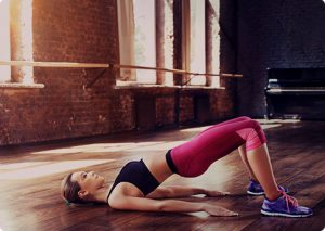 Toned Thighs & Tight Butt with this 2-in-1 Lower Body Workout