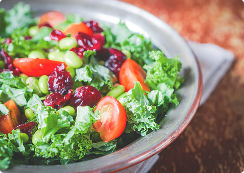 Flat Belly Foods – Top Healthy Kale Salad Recipes